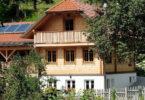 Lesena hiša Lesoteka